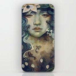 Naiad - Mermaid iPhone Skin