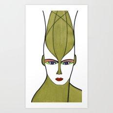 Anexia (previous age) Art Print