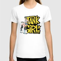 tank girl T-shirts featuring Tank Girl Pinup by AngoldArts