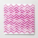 Maritime Pink White Chevron Herringbone ZigZag - Mix & Match by simplicity_of_live