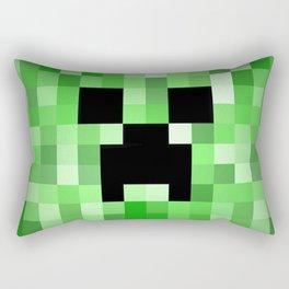 Creepy Creeper! Rectangular Pillow