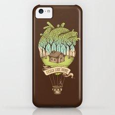 Feels like Home iPhone 5c Slim Case