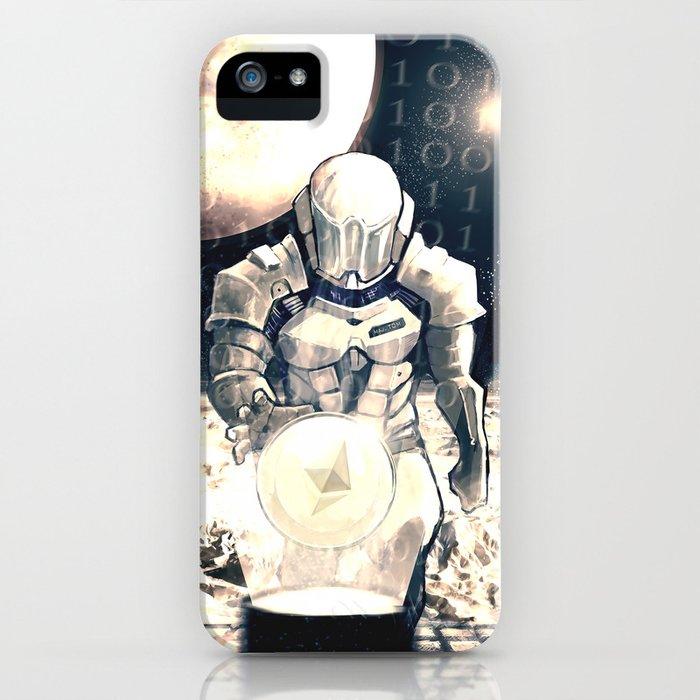 Ethereum Explorer iPhone Case