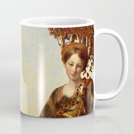 The Great Threshold of Bronze Coffee Mug