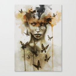 Jay Freestyle - Gaze Canvas Print