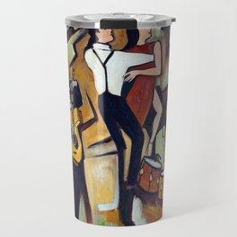 Suenos de Tango Travel Mug