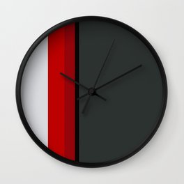Almost Night Wall Clock