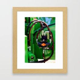The Heart Of The Matter Framed Art Print