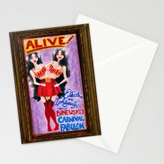 Elly and Iphy Stationery Cards