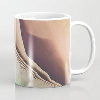dune Mugs featuring Dune by Jellyfishtimes