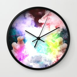 Pop clairvoyance by GEN Z Wall Clock