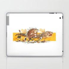Modern Life Laptop & iPad Skin