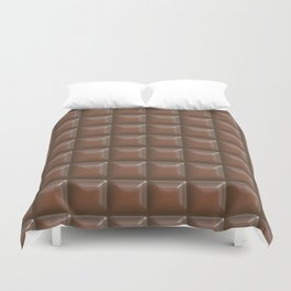 For Chocolate Lovers Duvet Cover