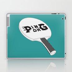 Ping Pong Laptop & iPad Skin