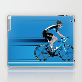 Bradley Wiggins Team Sky Laptop & iPad Skin