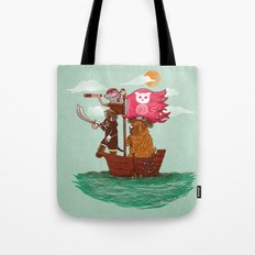 The Pirates Tote Bag
