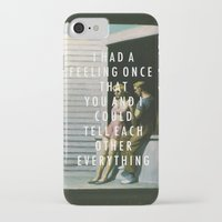 vampire weekend iPhone & iPod Cases featuring Summer Weekend by Modern Vampires of Art History