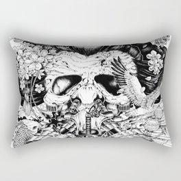 Legendary Rectangular Pillow