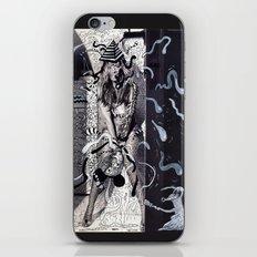 Psychoactive Bear 5 iPhone & iPod Skin