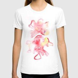 141203 Abstract Watercolor Block 67 T-shirt