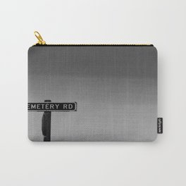 No One Cried Carry-All Pouch
