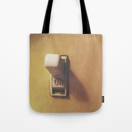 on Tote Bag