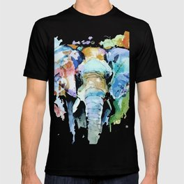 Animal painting T-shirt