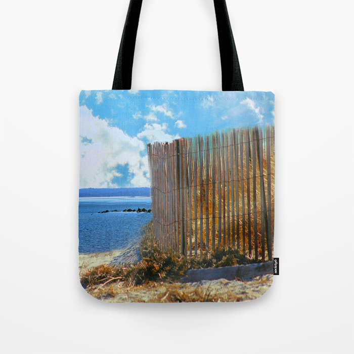 A Day At The Beach Tote Bag