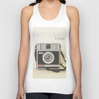 focus Tank Tops featuring Focus by ShadeTree Photography