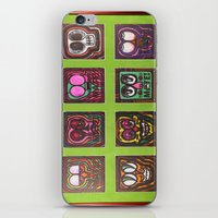 coasters iPhone & iPod Skins featuring Outback Coasters  by Save Your Art For Food