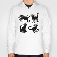 musa Hoodies featuring 4cats by musa