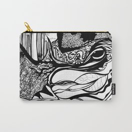 Jungle City Carry-All Pouch