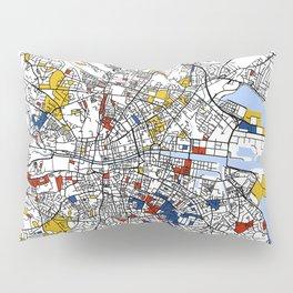 Dublin mondrian Pillow Sham