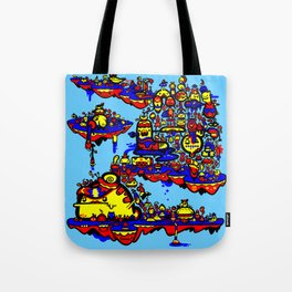 Slug City Tote Bag