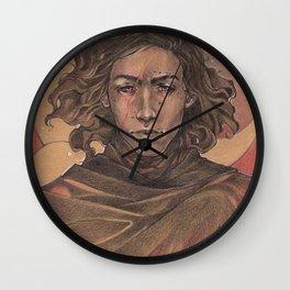 Master Ren Wall Clock