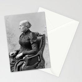 Susan B. Anthony Portrait - 1891 Stationery Cards