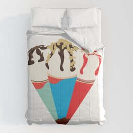 The Cornetto Trilogy Comforters