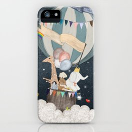 the stars shine for you iPhone Case