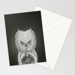 I am Your Guardian Stationery Cards