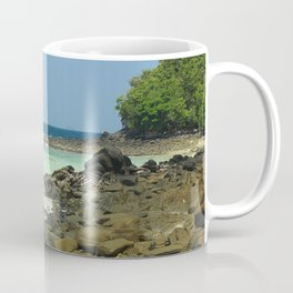 Banana beach, Koh Hey isand, Thailand Coffee Mug