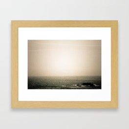 Cabedelo II Framed Art Print