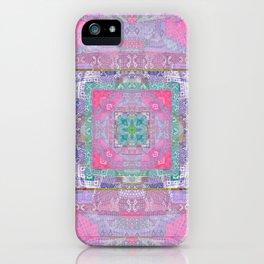 Enchanted Dearest Sweet Love Soul Mandala iPhone Case