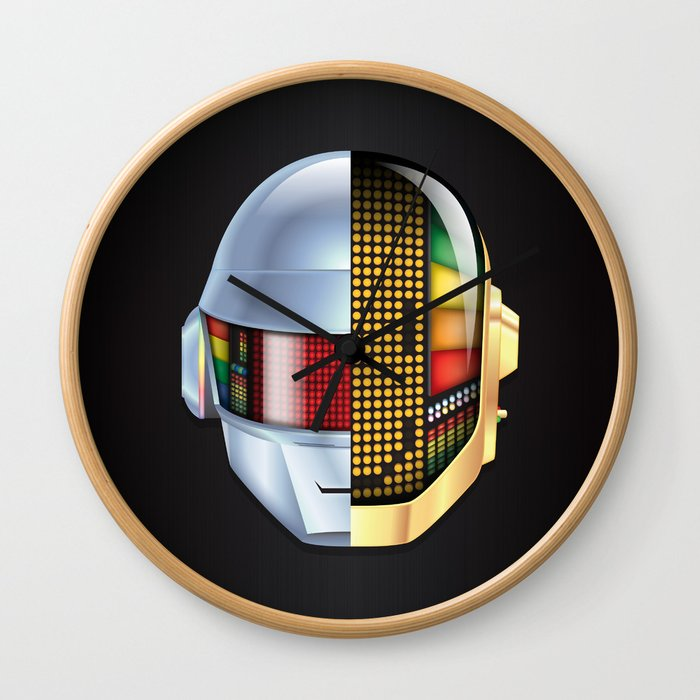 Daft Punk - Discovery Wall Clock