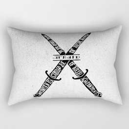 V for Vendetta Rectangular Pillow