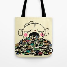 Save the fishes Tote Bag