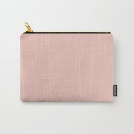 Light pink. Carry-All Pouch