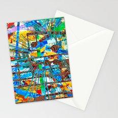 Vargamari (Goldberg Variations #11) Stationery Cards