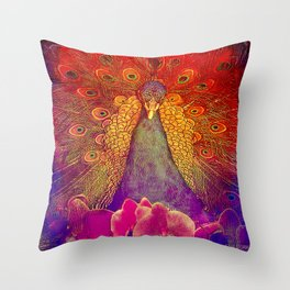 :: Happy Hour ::  by GaleStorm and Ganech Joe Throw Pillow