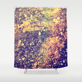 Cosmic Glitz Shower Curtain