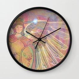 Fallen Angel Wall Clock